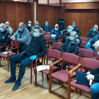 Sastanak Opštinskog tima