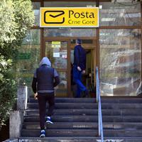 Zgrada pošte u Nikšiću