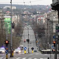 Detalj iz Beograda