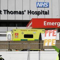 Londonska bolnica Sent Tomas