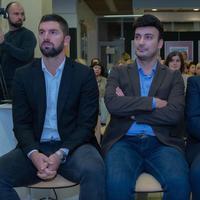 Mladen Mikijelj, Nikola Jovanović i Marko Carević