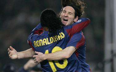 Mesi i Ronaldinjo