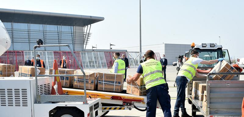 Danas na Aerodromu Podgorica