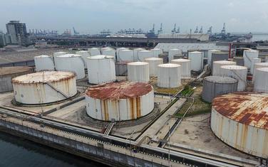 Cijena zakupa rezervoara za naftu naglo je skočila