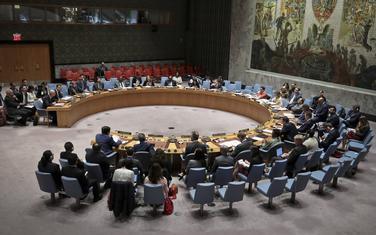Savjet bezbjednosti UN (ilustracija)