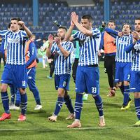 Fudbaleri Budućnost još će morati da čekaju nastavak sezone i napad na četvrtu titulu prvaka Crne Gore