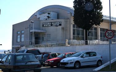 Zgrada policijske akademije u Danilovgradu