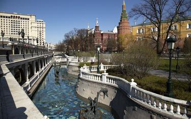 Detalj iz Moskve