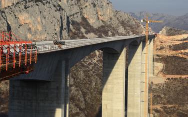 Gradilište autoputa