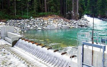 Male hidroelektrane isplativ biznis (ilustracija)