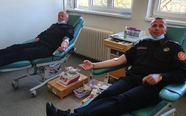 Donirali krv