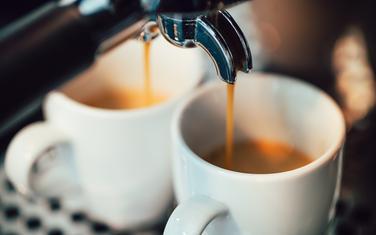 Espreso kafa (Ilustracija)