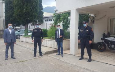 Radulović danas službeno obišao OB Danilovgrad