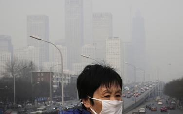 Zagađenost u Kini prije pandemije