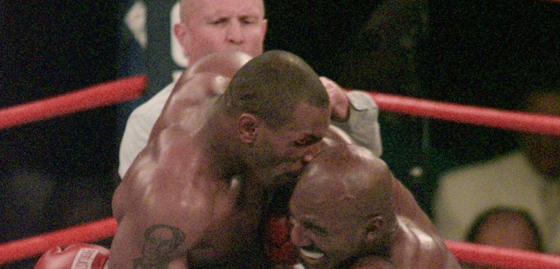 Legendarna scena iz borbe 1997.