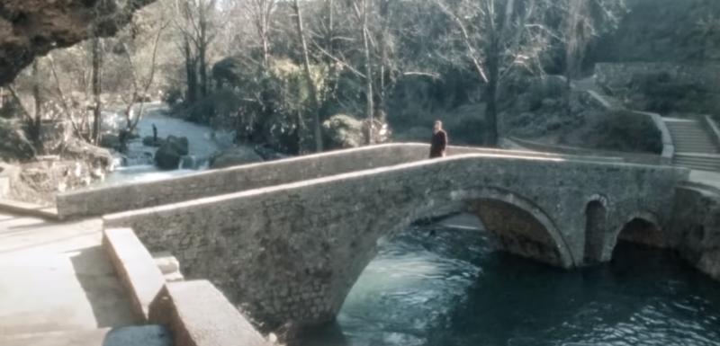 Most na Sastavcima u Podgorici