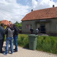 Policija ispred kuće Gardaševića