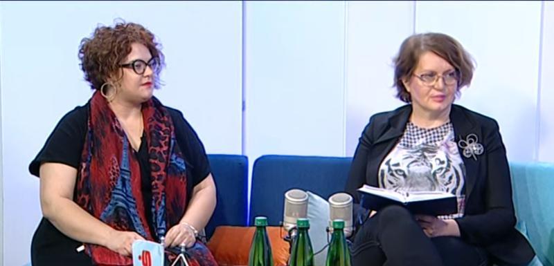 Marija Blagojević i Branka Bošnjak