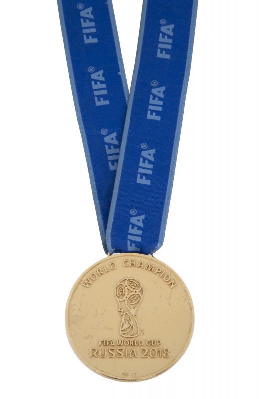 Medalja sa SP u Rusiji prodata na aukciji