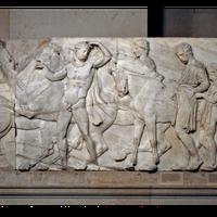 Dio mermernog friza sa Partenona