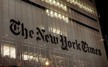 Sjedište Njujork tajmsa