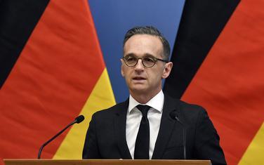 Njemački šef diplomatije, Hajko Mas