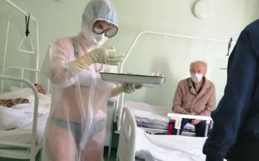 Medicinska sestra Nedežda Žukova