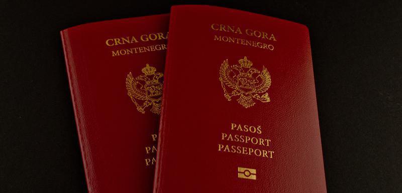 Napredak na listi: Crnogorski pasoš na 34. mjestu, bez vize u 123 države