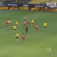 Kimih daje gol za Bajern