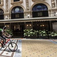 Veliki broj Italijana se nakon popuštanja mjera odlučio da biciklom putuje na posao