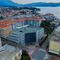 Zgrada Opštine u centru Tivta