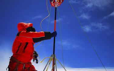 Osvojili vrh Mont Everesta