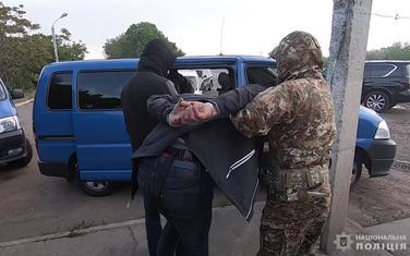 Hapšenje osumnjčenih
